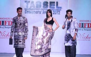 Textile design in India